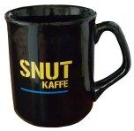 Snutkaffe hela bönor med snutmugg