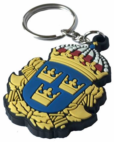 Nyckelring POLIS