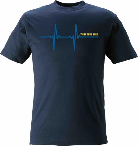 T-shirt Hjärtlinje