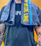 Gymhandduk Thin Blue Line