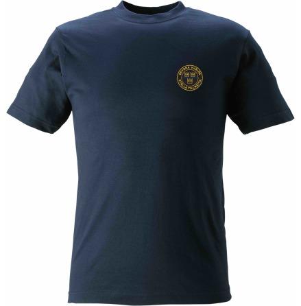 T-shirt Skydda Hjälpa Ställa Tillrätta