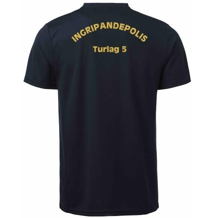 Funktions T-shirt INGRIPANDEPOLIS TURLAG 5