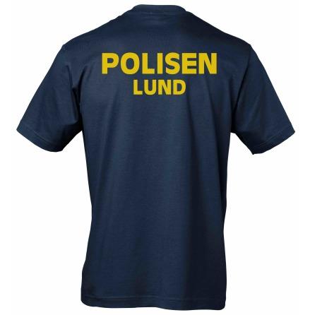 T-shirt bomull LUND