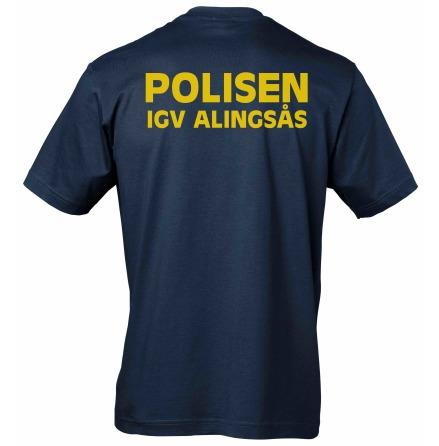 T-shirt bomull IGV ALINGSÅS