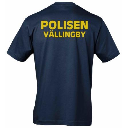 T-shirt bomull  VÄLLINGBY