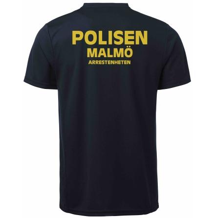 Funktions T-shirt Arresten Malmö