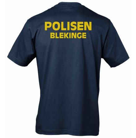 T-shirt bomull BLEKINGE