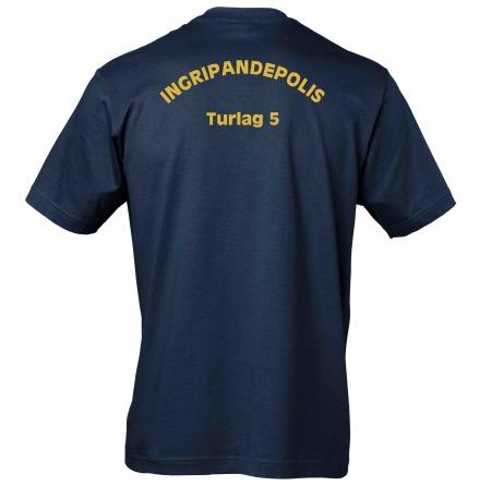 T-shirt bomull IGV tur 5