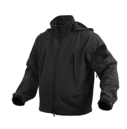 Taktisk Jacka för civilt bärande