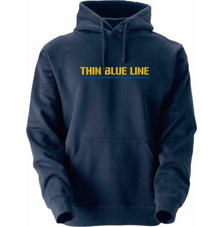Hoodie Thin Blue Line