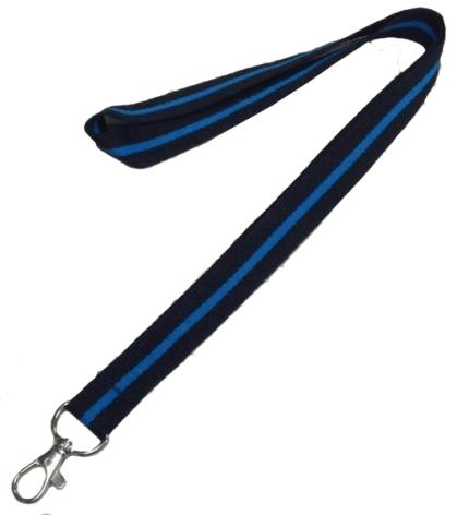 Nyckelband Thin Blue Line