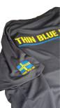 Funktions T-shirt Marinblå HERR